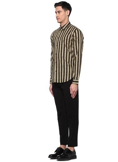 Versace Gömlek Siyah